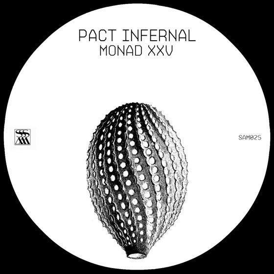 Monad XXV [SAM025]